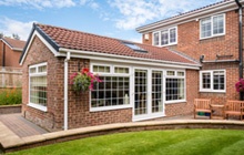 Woodcote Green house extension leads